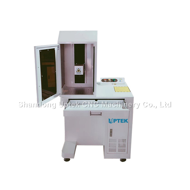 Enclosed 20W 30W 50W Fiber Laser Marking Machine