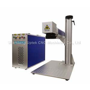 Gold Silver Aluminum Stainless Steel Engraving Machine