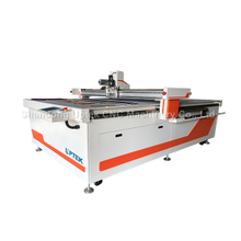 Soft Plastic PVC Film Roll CNC Cutting Machine