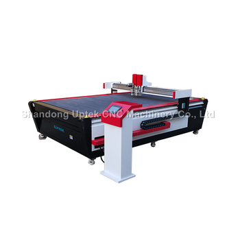 CNC Honeycomb Corrugated Paper Cardboard Carton Box Cutting Machine